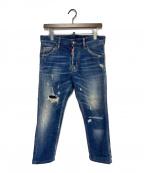 DSQUARED2(ディースクエアード)の古着「Cool guy jean」|インディゴ