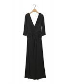 ()の古着「ドレス」|ブラック
