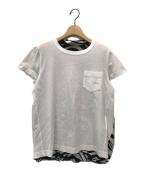 sacai(サカイ)の古着「Tシャツ」