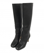 PELLICO(ペリーコ)の古着「ロングブーツ」|ブラック