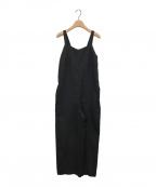 AEWEN MATOPH(イウエン マトフ)の古着「オールインワン」|ブラック