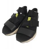 ()の古着「Kinetic Impact Sandal」|ブラック