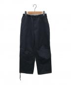 WELLDER(ウェルダー)の古着「パンツ」|ネイビー