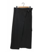 ()の古着「スカート」 ブラック