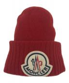 ()の古着「ニット帽」|レッド