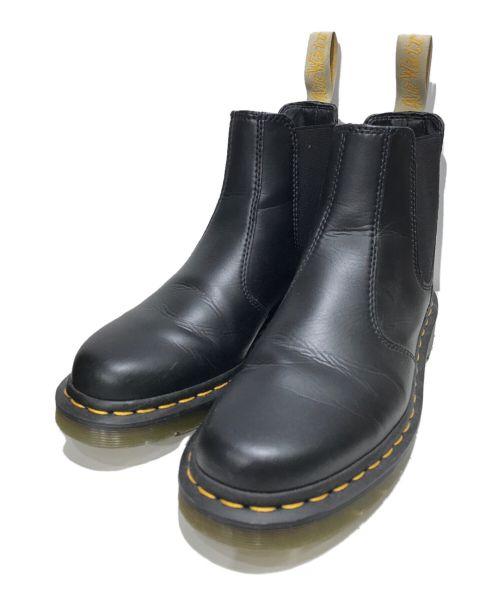 Dr.Martens(ドクターマーチン)Dr.Martens (ドクターマーチン) フェリックスチェルシーブーツ ブラック サイズ:UK6の古着・服飾アイテム