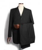 COMME des GARCONS(コムデギャルソン)の古着「セットアップ3Bシングルスーツ」 ブラック