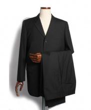 COMME des GARCONS(コムデギャルソン)の古着「セットアップ3Bシングルスーツ」|ブラック