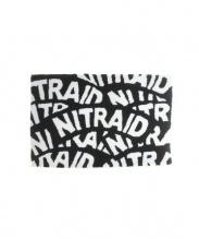 NITRAID(ナイトレイド)の古着「ラグマット」|ブラック×ホワイト