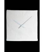 Maison Martin Margiela(メゾンマルタンマルジェラ)の古着「置き時計」|ホワイト
