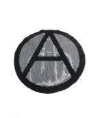 BALABUSHKA(バラブシュカ)の古着「FXXKマット」|ブラック×グレー
