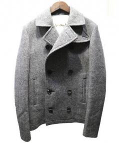 N4(エヌフォー)の古着「Pコート」|グレー