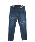 Seagreen(シーグリーン)の古着「CORDUROY PANTS/パンツ」|ネイビー
