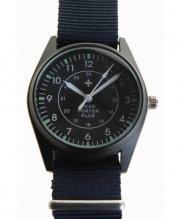 HEAD PORTER PLUS(ヘッドポータープラス)の古着「アナログウォッチ/腕時計」|ブラック