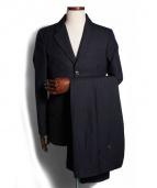 UMIT BENAN(ウミットベナン)の古着「3ピースセットアップスーツ」|ネイビー