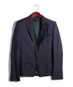 HAIDER ACKERMANN(ハイダーアッカーマン)の古着「テーラードジャケット」|パープル