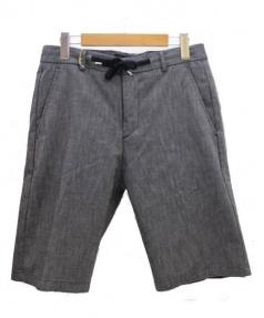 J.W.BRINE(ジェイダブリュブライン)の古着「ハーフパンツ」|ネイビー