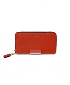 MARC JACOBS (マークジェイコブス) ラウンドファスナー財布 ピンク 未使用品 C0001412