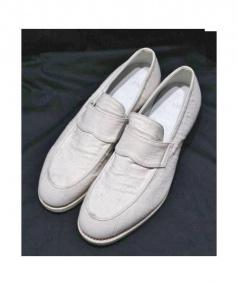 N4(エヌフォー)の古着「ローファー」|ホワイト