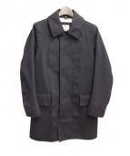 VISVIM(ビズビム)の古着「FRANK SOUTIEN COAT 3L GORE-TEX」|ブラック