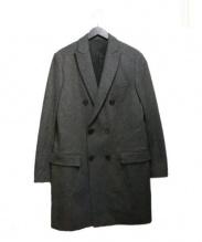 HARMONY(ハーモニー)の古着「MURPHY/チェスターコート」|グレー