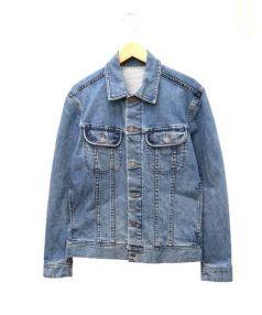 A.P.C(アーペーセー)の古着「デニムジャケット」|ブルー
