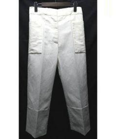 MARNI(マルニ)の古着「ワイドパンツ」 WHITE