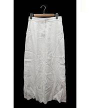 Stella McCartney(ステラマッカートニー)の古着「 ワイドパンツ」 ホワイト