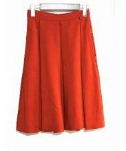 N°21 NUMERO VENTUNO(ヌメロ ヴェントゥーノ)の古着「スカート」|RED