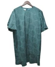 CEDRIC CHARLIER(セドリック シャルリエ)の古着「ワンピース」|GREEN