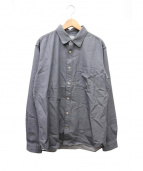 DELUXE(デラックス)の古着「ワークシャツ」|Black