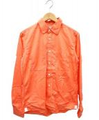 deluxe clothing(デラックスクロージング)の古着「シャツ」|Orange
