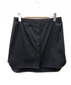 NEIL BARRETT(ニールバレット)の古着「スカート」|ブラック