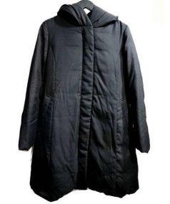 UNTITLED(アンタイトル)の古着「ダウンコート」|ブラック
