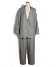 CHRISTOPHE LEMAIRE(クリストフルメール)の古着「イージーセットアップスーツ」 グレー