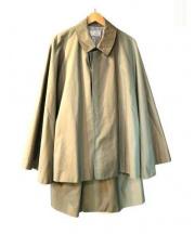 The FRANKLIN TAILORED(フランクリンテイラード)の古着「Tombi コート」 オリーブ