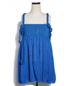 GIVENCHY(ジバンシー)の古着「ロープキャミソール」|ブルー