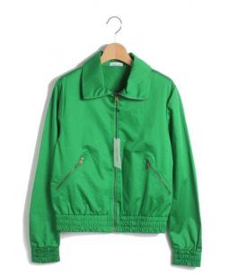 tomas maier(トーマスマイヤー)の古着「ジャケット」|グリーン