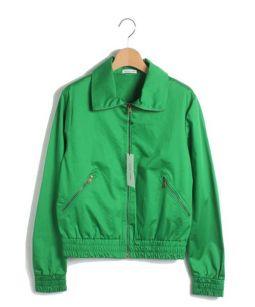 tomas maier(トーマス マイヤー)の古着「ジャケット」|GREEN