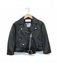 LI HUA/MAISON DE REEFUR(リーファー/メゾンドリーファー)の古着「ライダースジャケット」|ブラック