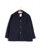 VISVIM(ビズビム)の古着「ヴィンテージツイードジャケット」|ネイビー