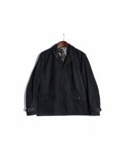 TENDERLOIN(テンダーロイン)の古着「T-NUBACK JKT S/ヌバックジャケット」|グレー