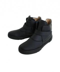 GIUSEPPEZANOTTI(ジュゼッペザノッティ)の古着「RM7082ミドルブーツ」 ブラック