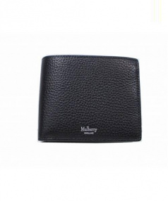 MULBERRY(マルベリー)の古着「8cardcoinwalletg 財布」|BLACK