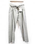 VISVIM(ビズビム)の古着「HAKAMA PANTS/ハカマパンツ」|グレー
