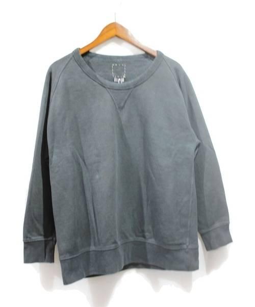 VISVIM(ヴィスヴィム)VISVIM (ビスビム) JUMBO CREW SWEAT L/S /スウェット ブラック サイズ:3の古着・服飾アイテム