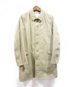 VISVIM(ビスビム)の古着「ELLIPSIS SOUTIEN COAT 3L/コート」|オリーブ