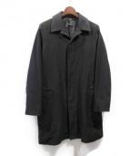 UNDERCOVER(アンダーカバー)の古着「ライナー付きコート」|ブラック×ネイビー
