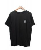 uniform experiment(ユニフォームエクスペリメント)の古着「Tシャツ」|ブラック