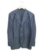 Cantarelli(カンタレリ)の古着「3Bテーラードジャケット」|ネイビー